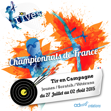 Championnats de France Campagne RIVES 2015